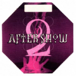 DROWNED WORLD TOUR - AFTER SHOW PASS #2